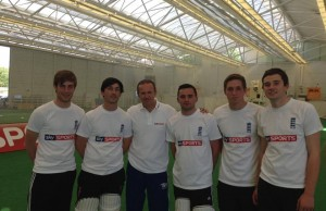 Coaching with Andy Flower