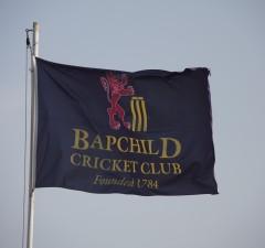 Bapchild Cricket Club Flag
