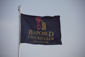 Bapchild Cricket Club Flag