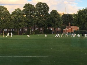 1st Team - Attacking field against Blackheath 3rd XI - August 2017