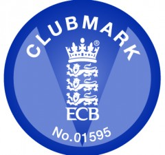 Bapchild CC ECB Clubmark - awarded for a further 3 years in 2017