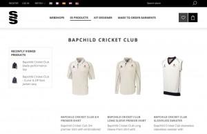 Bapchild WebShop