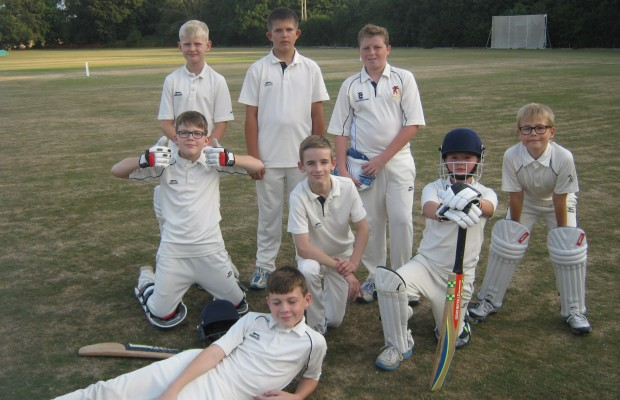 U12 Bees chalk up another win this time against Rodmersham - July 2018