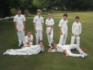 Taylor's troops - July 2018 U12 Inter-club