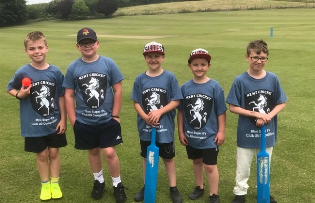 Bapchild's Mini 8 Team - June 2019