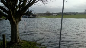 The coming seasons ground preparations at the 3XI home ground at Chapel Meadow has slowed down - March 2020