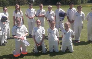 U12s v Kent Girls June 2021